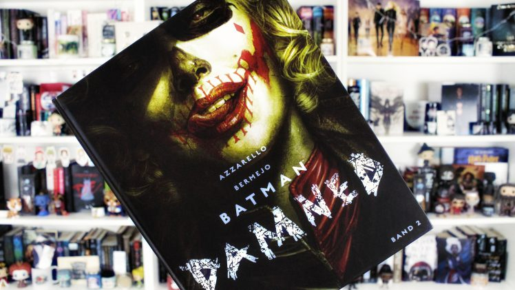 Rezension | Batman: Damned 2 von Azzarello & Bermejo