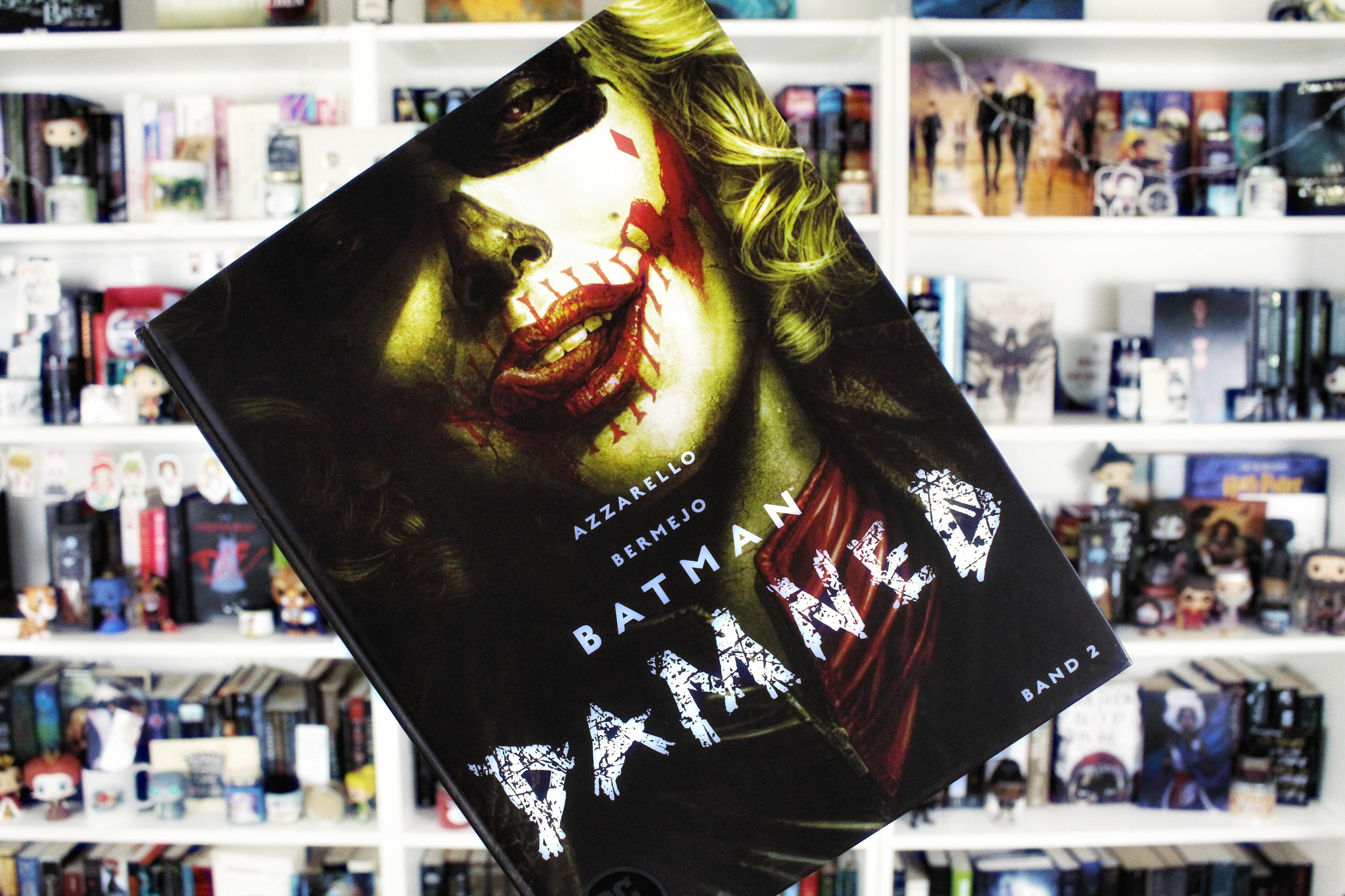Rezension | Batman: Damned 2 von Azzarello & Bermejo