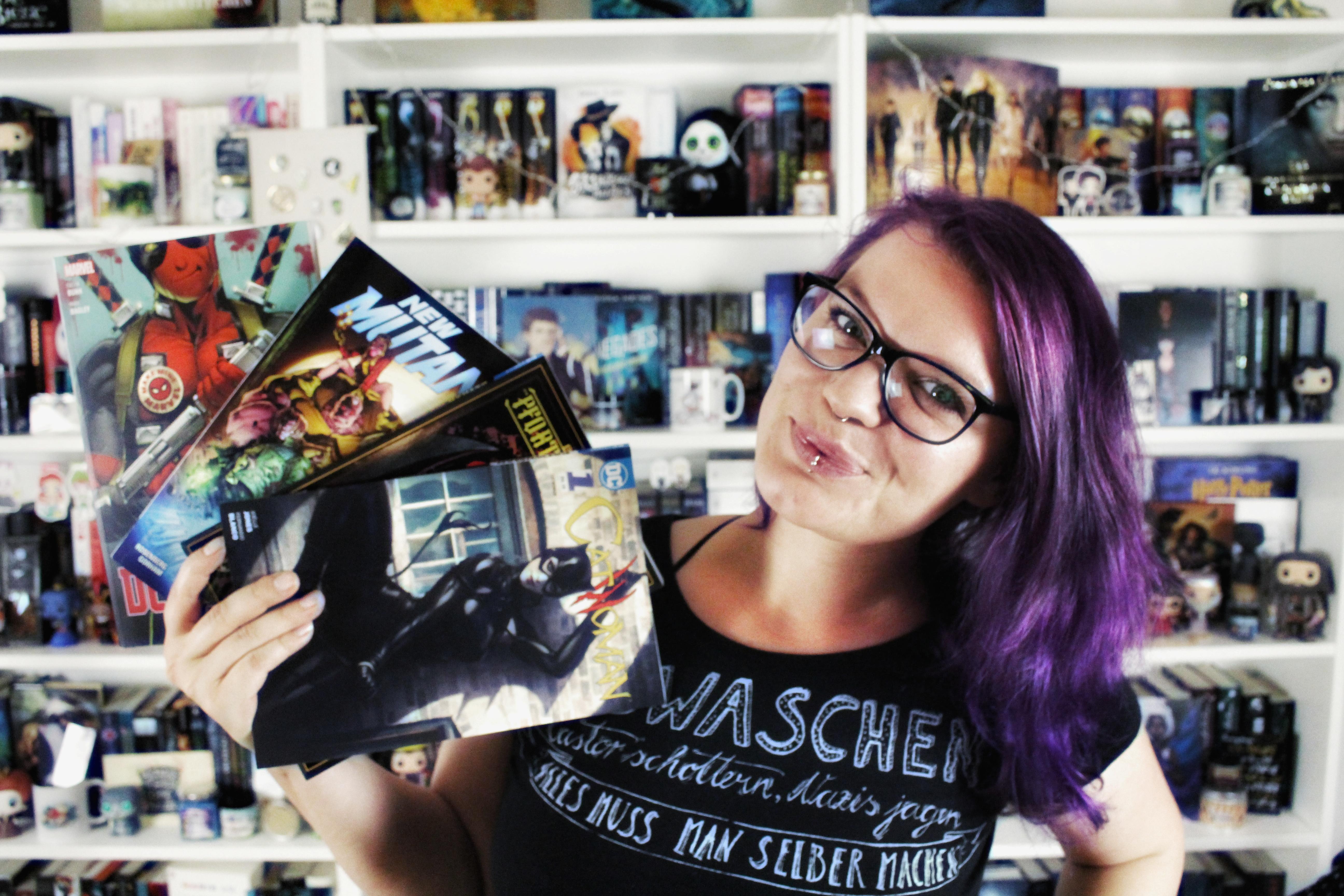 4 Comic-Rezensionen | Neuheiten von Marvel und DC
