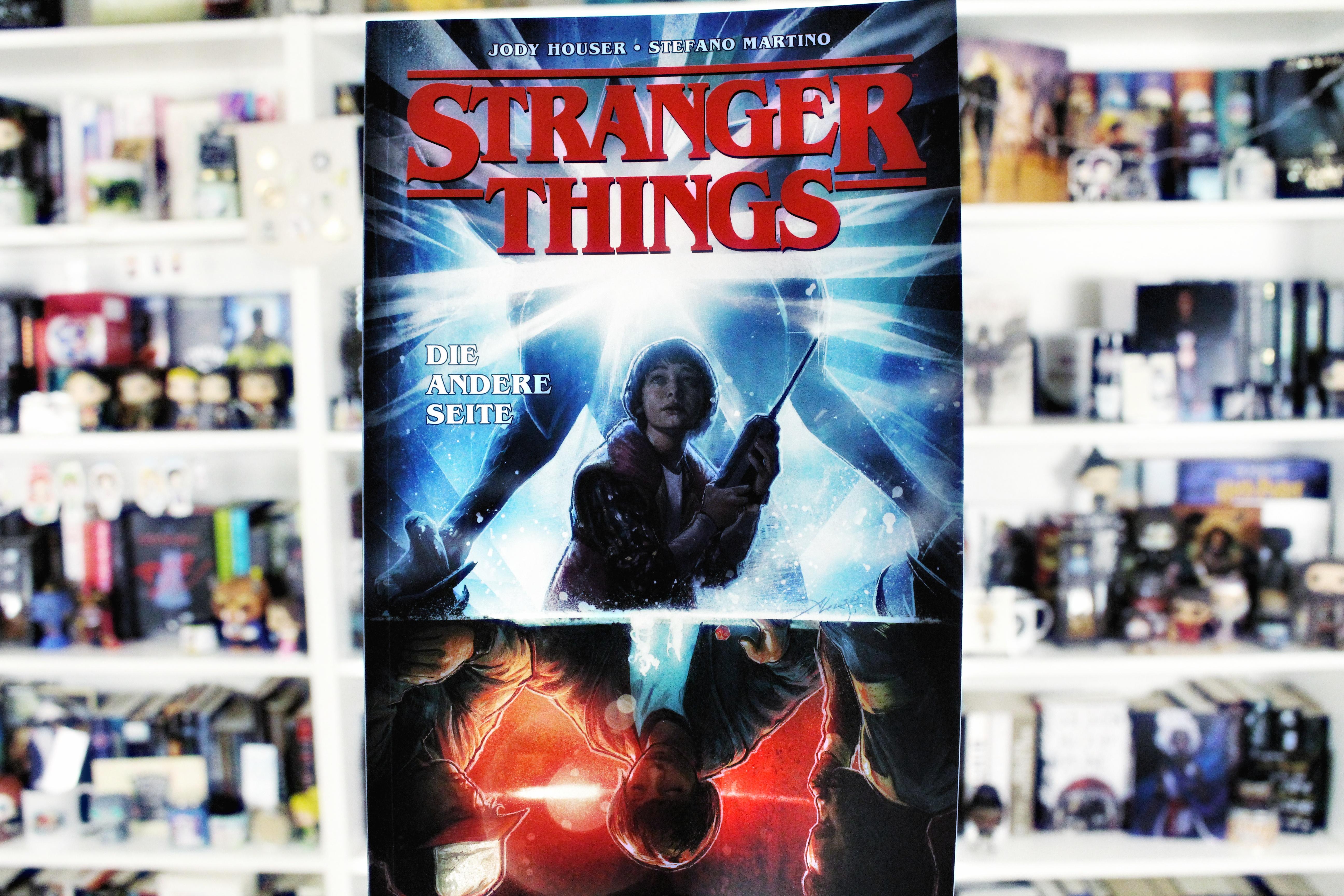 Rezension | Stranger Things 1 von Jody Houser & Stefano Martino