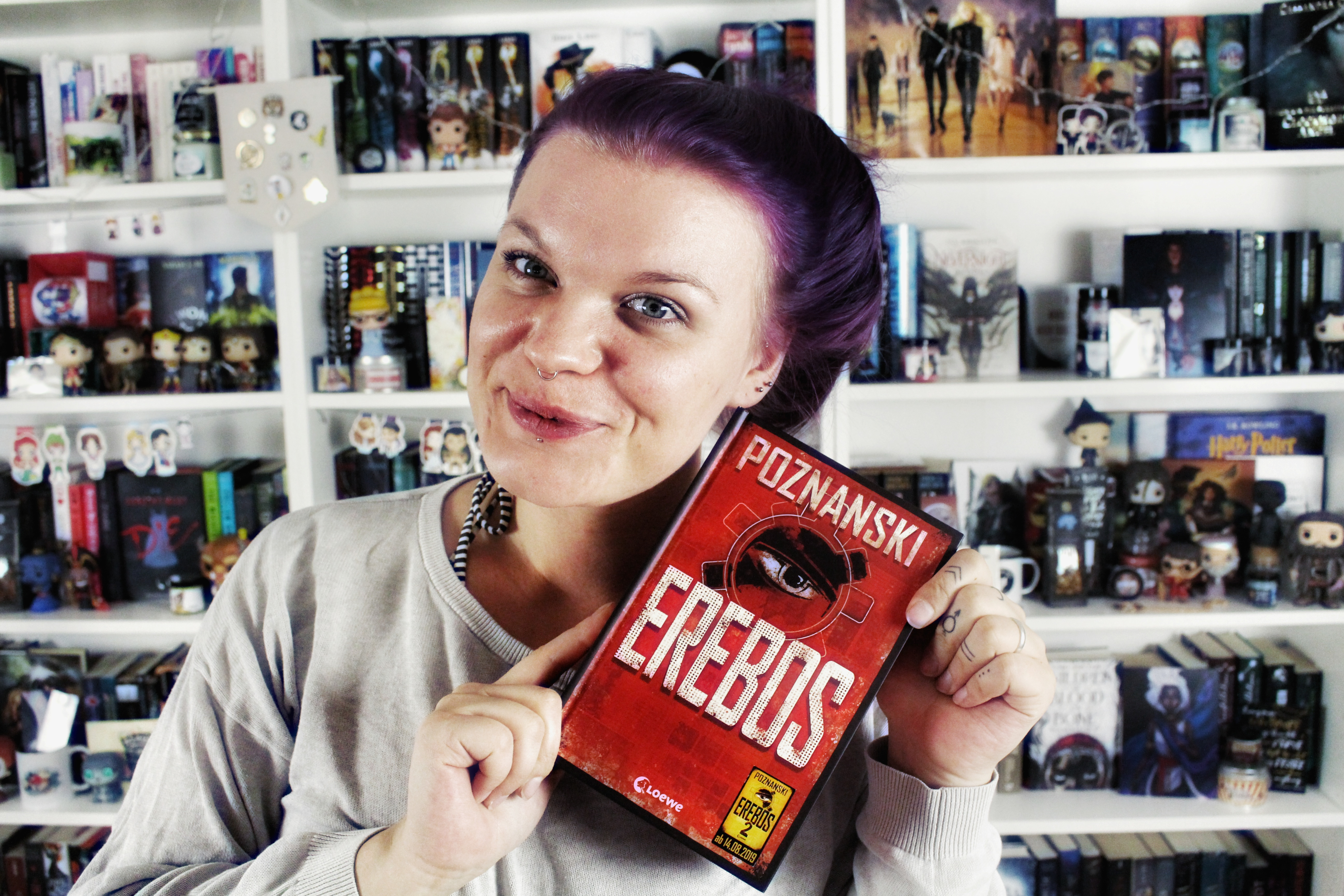 Rezension | Erebos von Ursula Poznanski