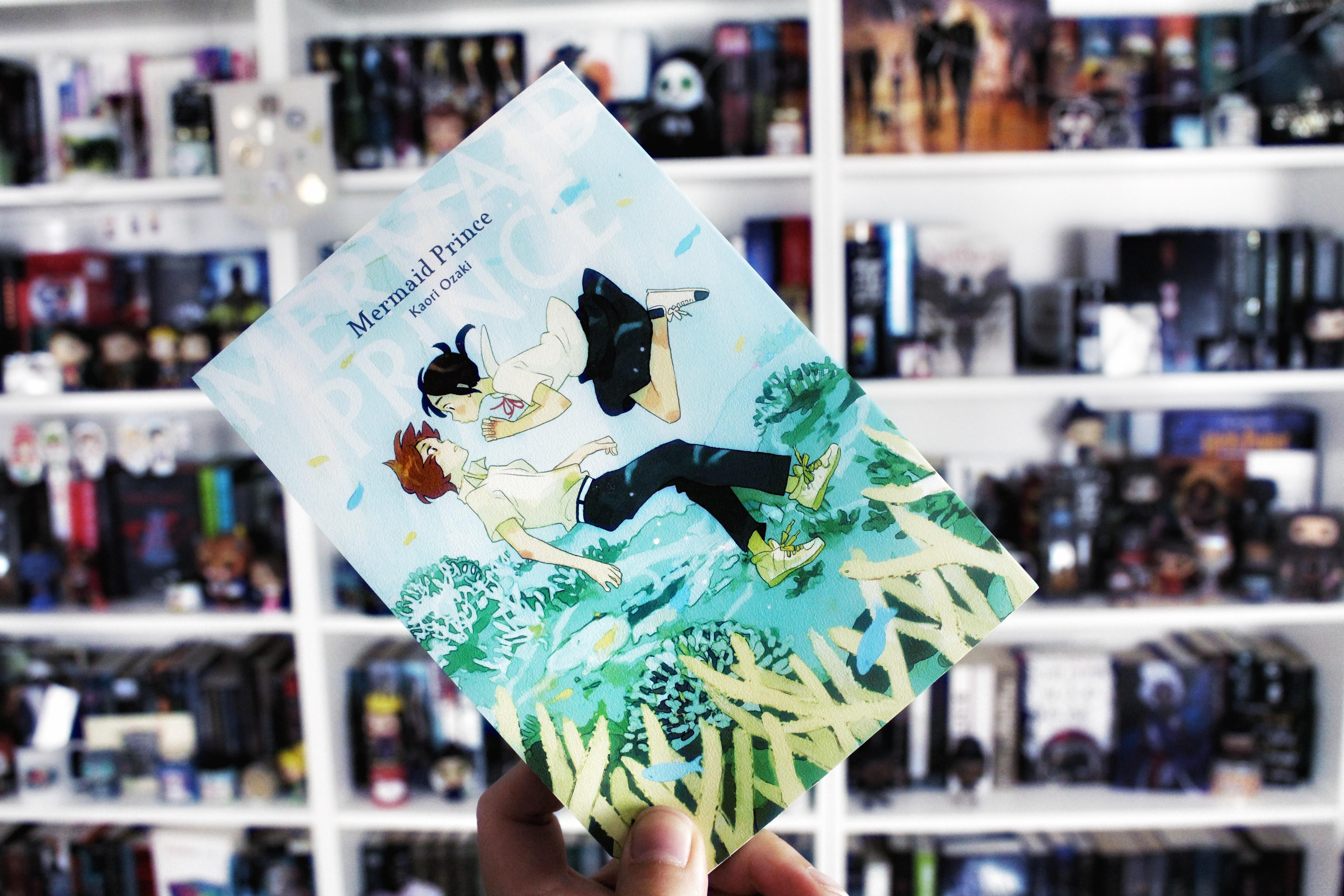 Rezension | Mermaid Prince von Kaori Ozaki