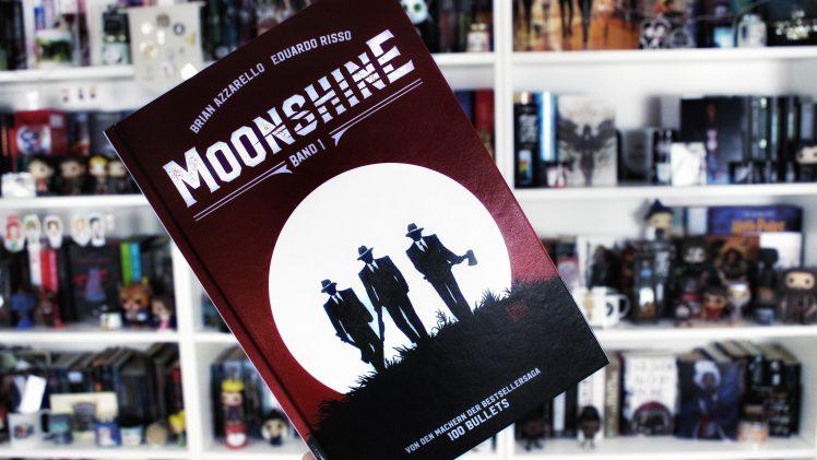 Rezension | Moonshine 1 von Brian Azzarello & Eduardo Risso