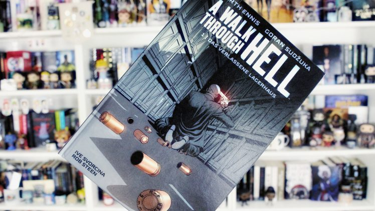 Rezension | A Walk through Hell 1 von Garth Ennis & Goran Sudzuka