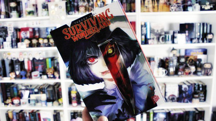 Rezension | Surviving Wonderland 1 von Tabasa Iori