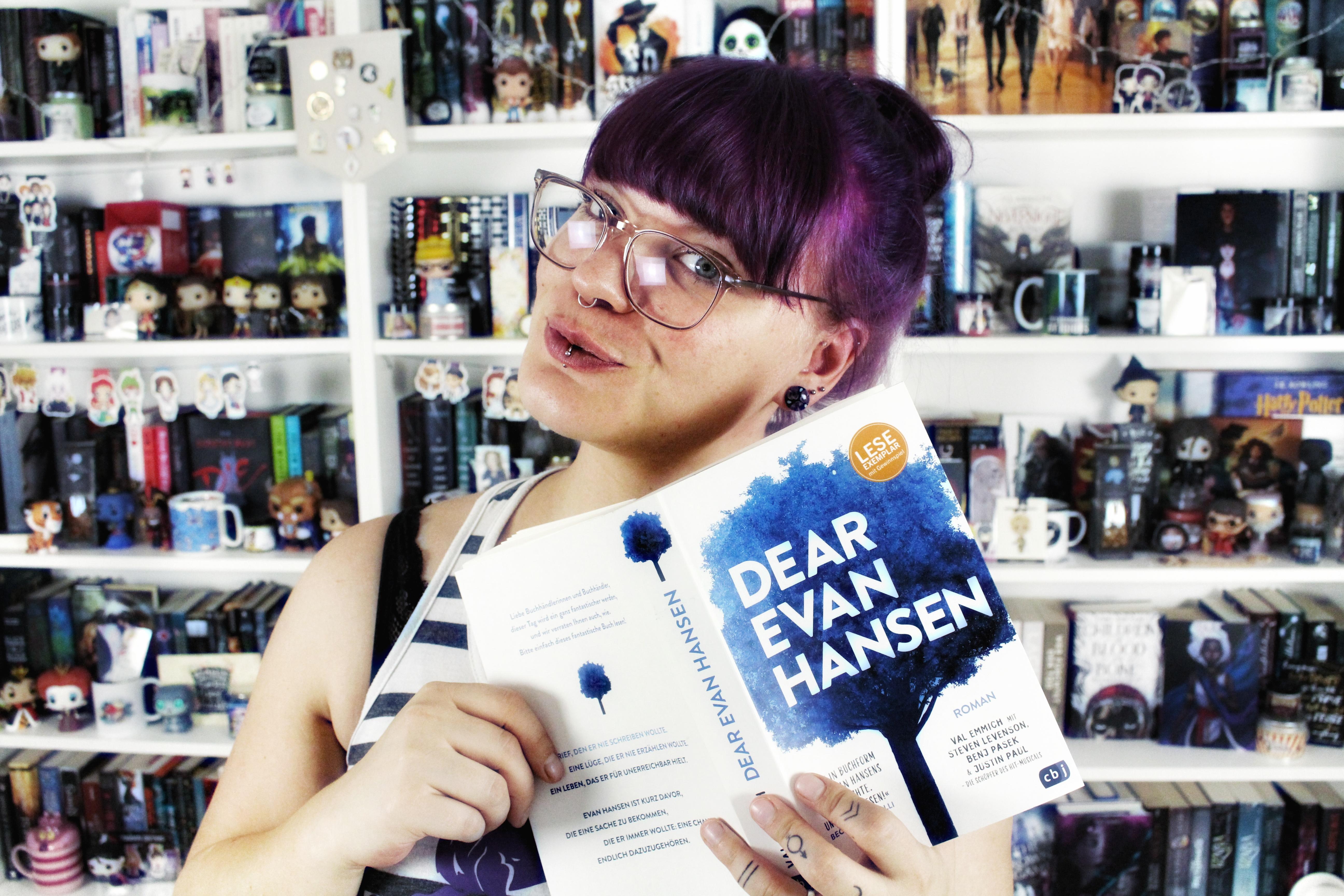 Rezension | Dear Evan Hansen