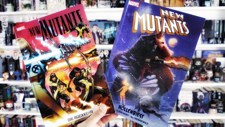 Rezension | New Mutants im Doppelpack: Die Rückkehr & Höllenbiest