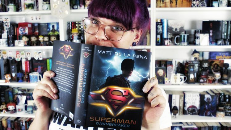 Rezension | Superman – Dawnbreaker von Matt De la Pena