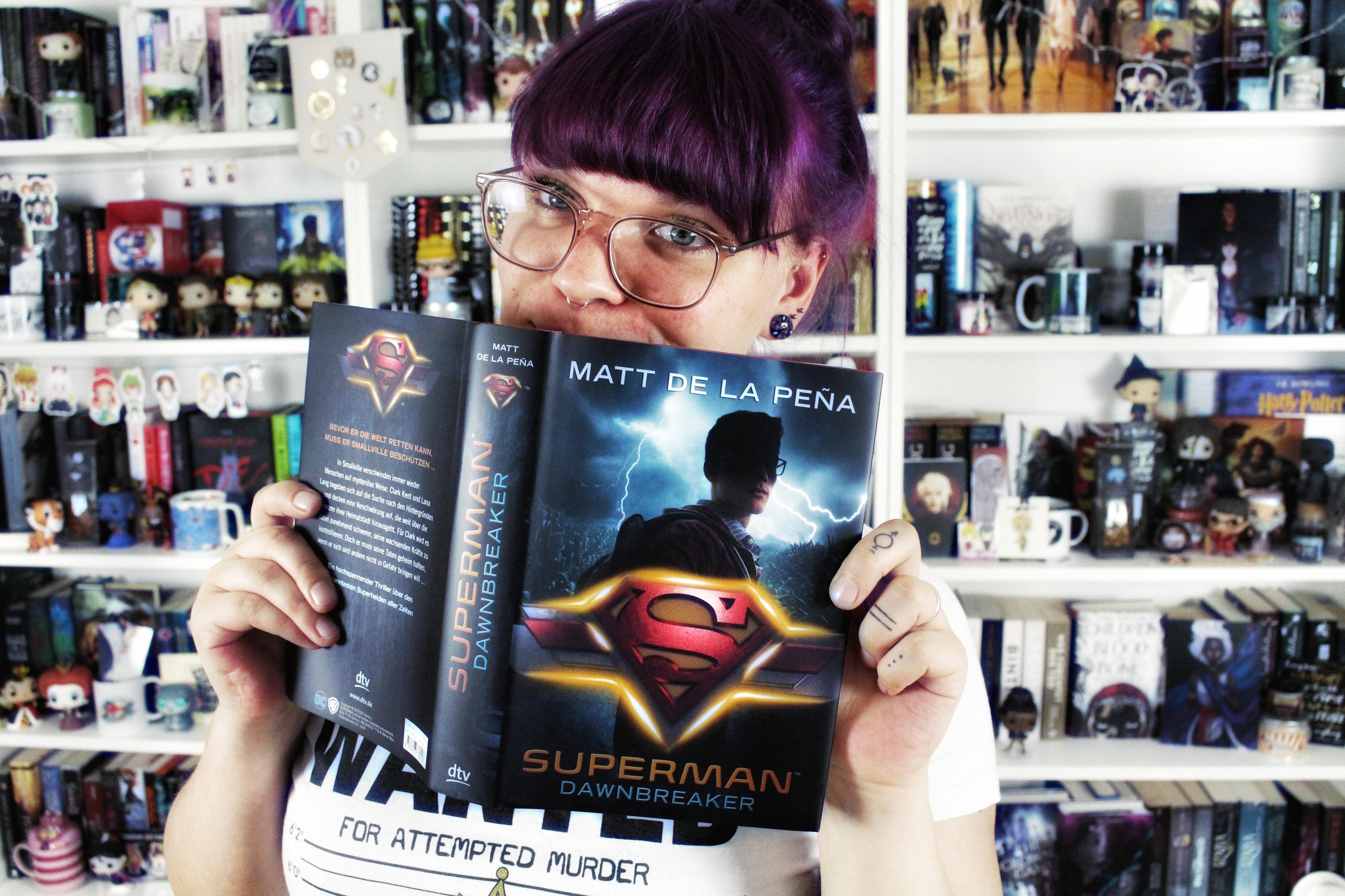 Rezension | Superman – Dawnbreaker von Matt De la Pena