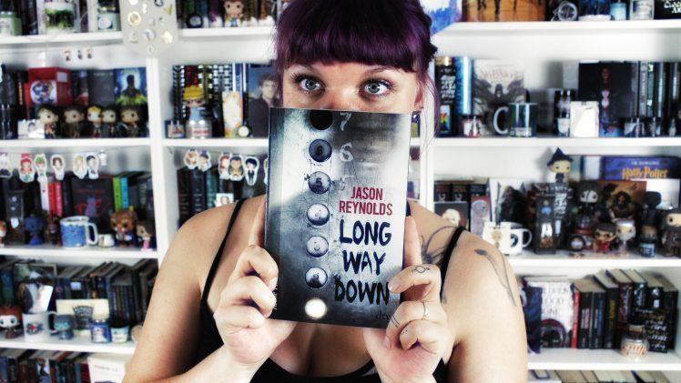 Rezension | Long way down von Jason Reynolds