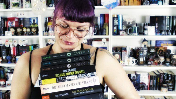 [Wochenrückblick] Lesestoff für den Urlaub