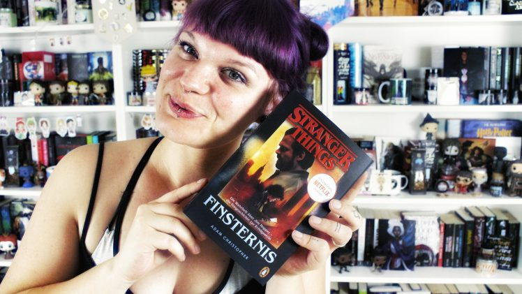 Rezension | Stranger Things: Finsternis von Adam Christopher