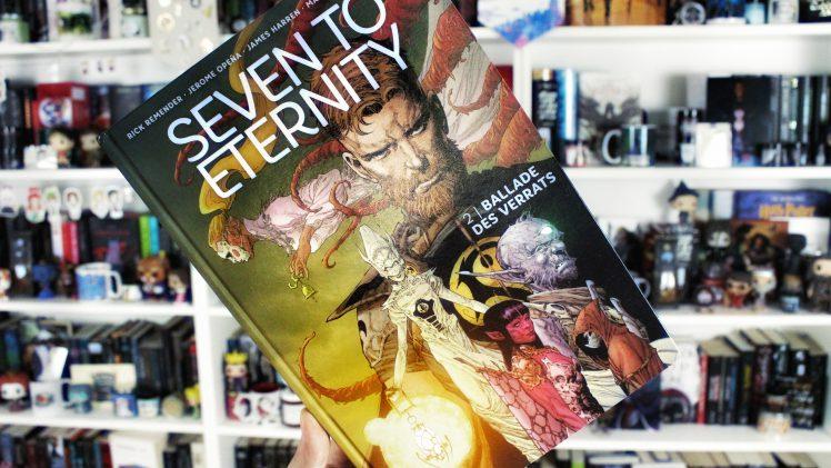 Rezension | Seven to Eternity 2 von Rick Remender & Jerome Opena