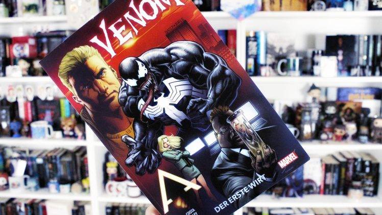 Rezension | Venom: Der erste Wirt