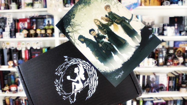 Unpacking | FairyLoot – Things are not what they seem