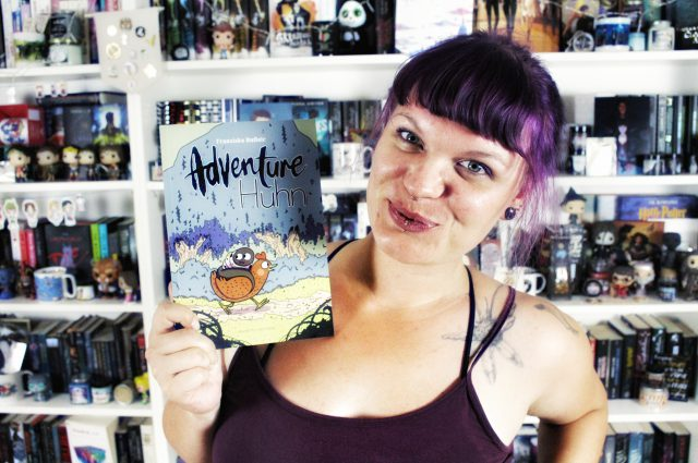 Rezension | Adventure Huhn von Franziska Ruflair