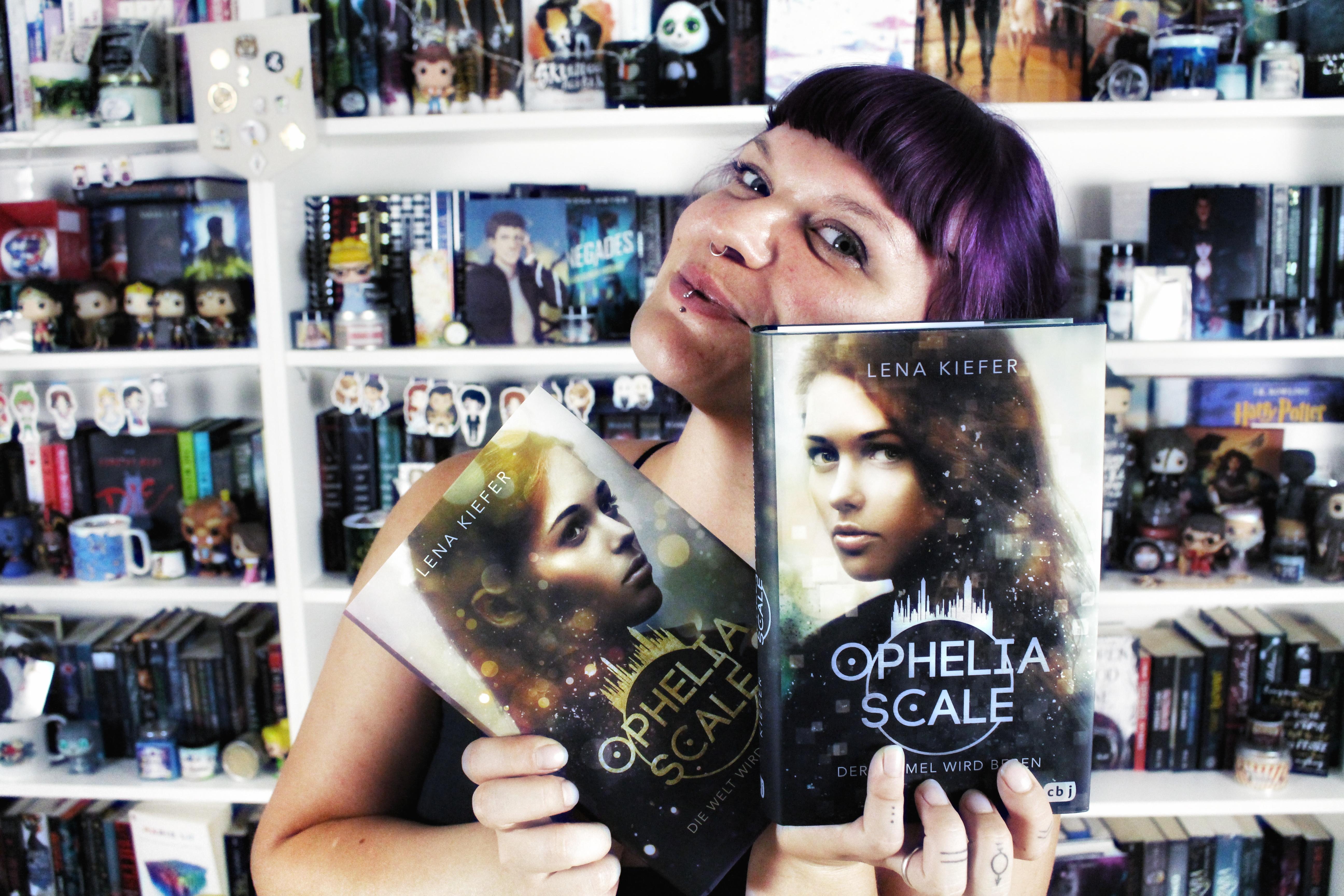 Blogtour | Ophelia Scale 2 – Im Gespräch mit Caspar Dufort