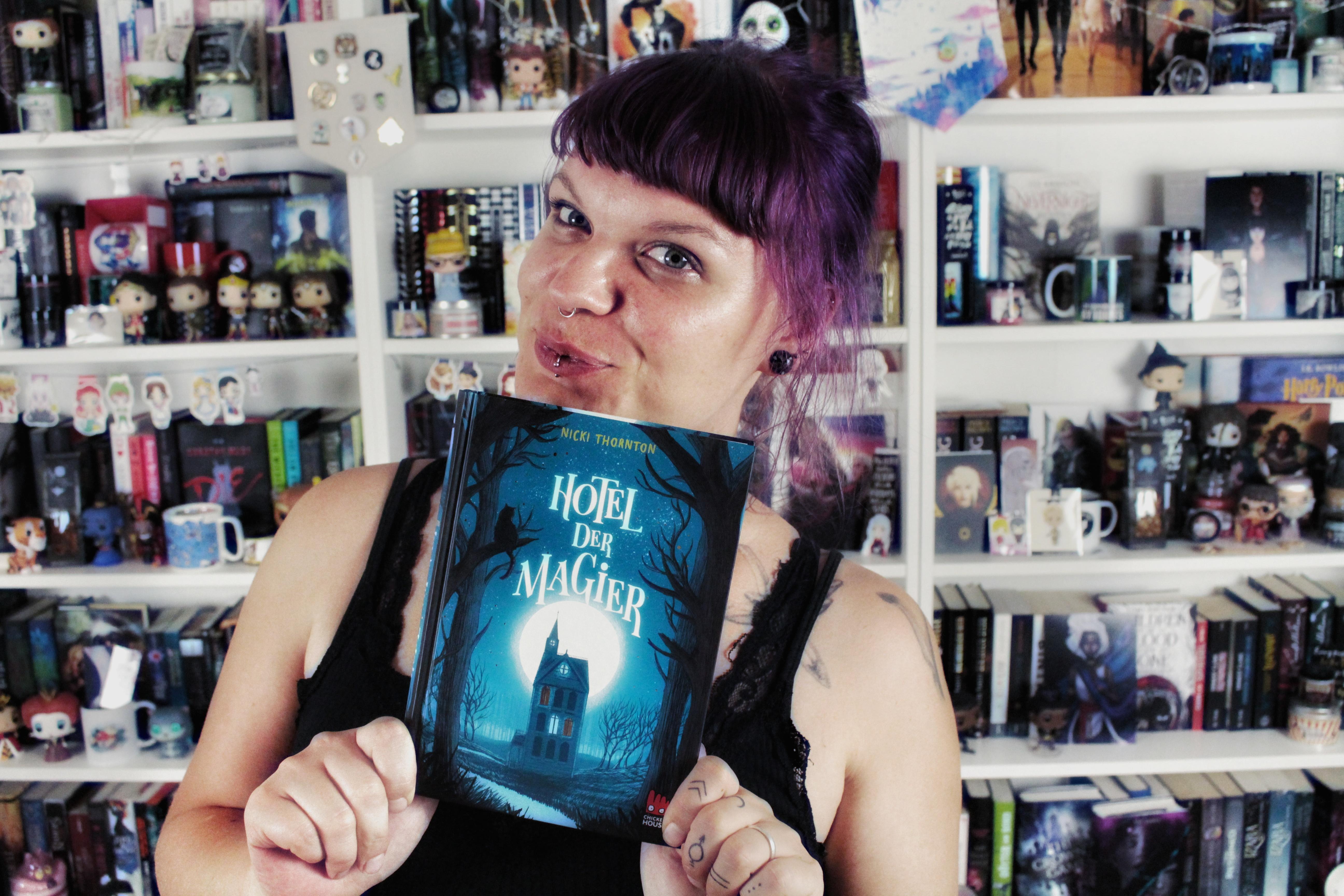 Rezension | Hotel der Magier von Nicki Thornton