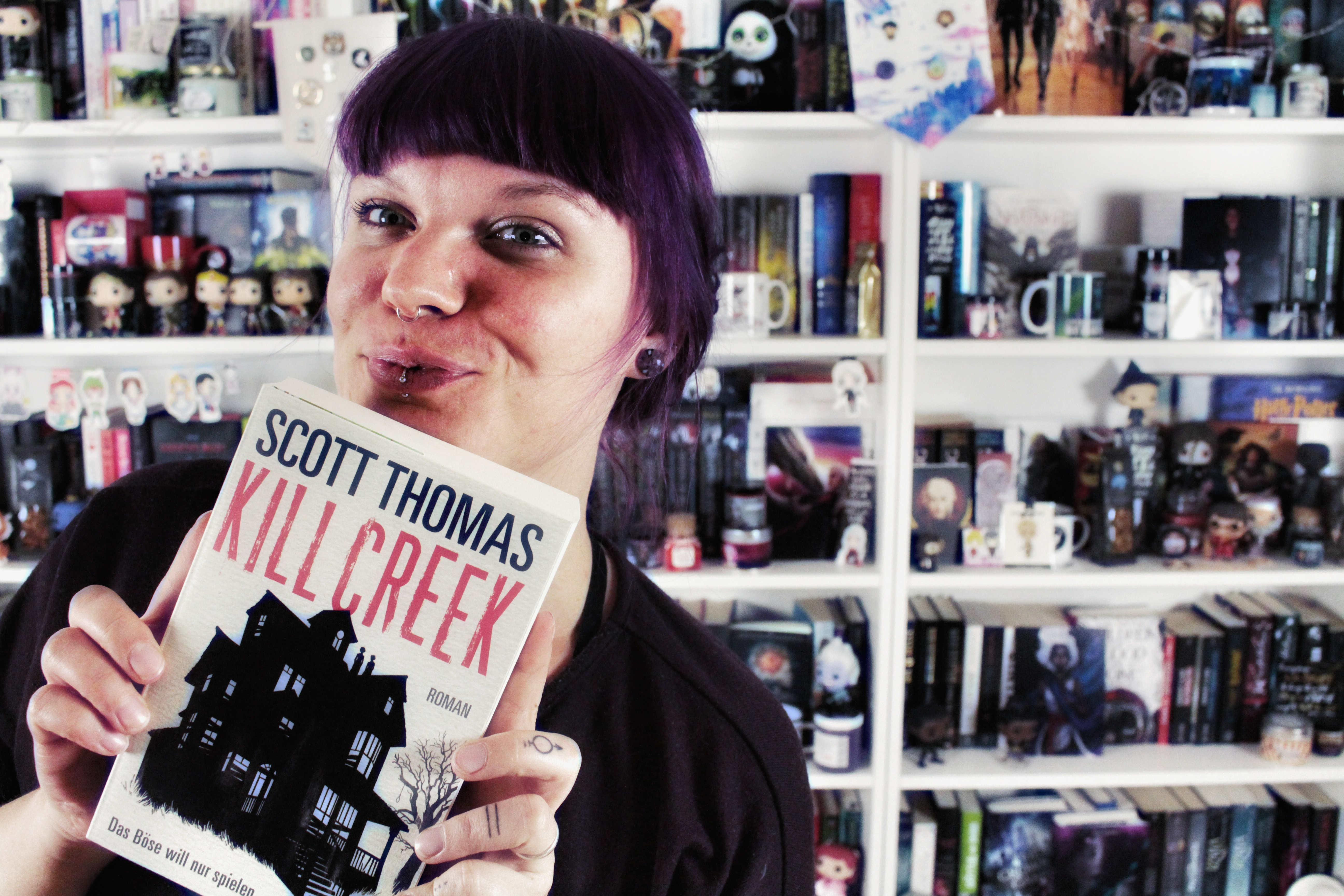 Rezension | Kill Creek von Scott Thomas