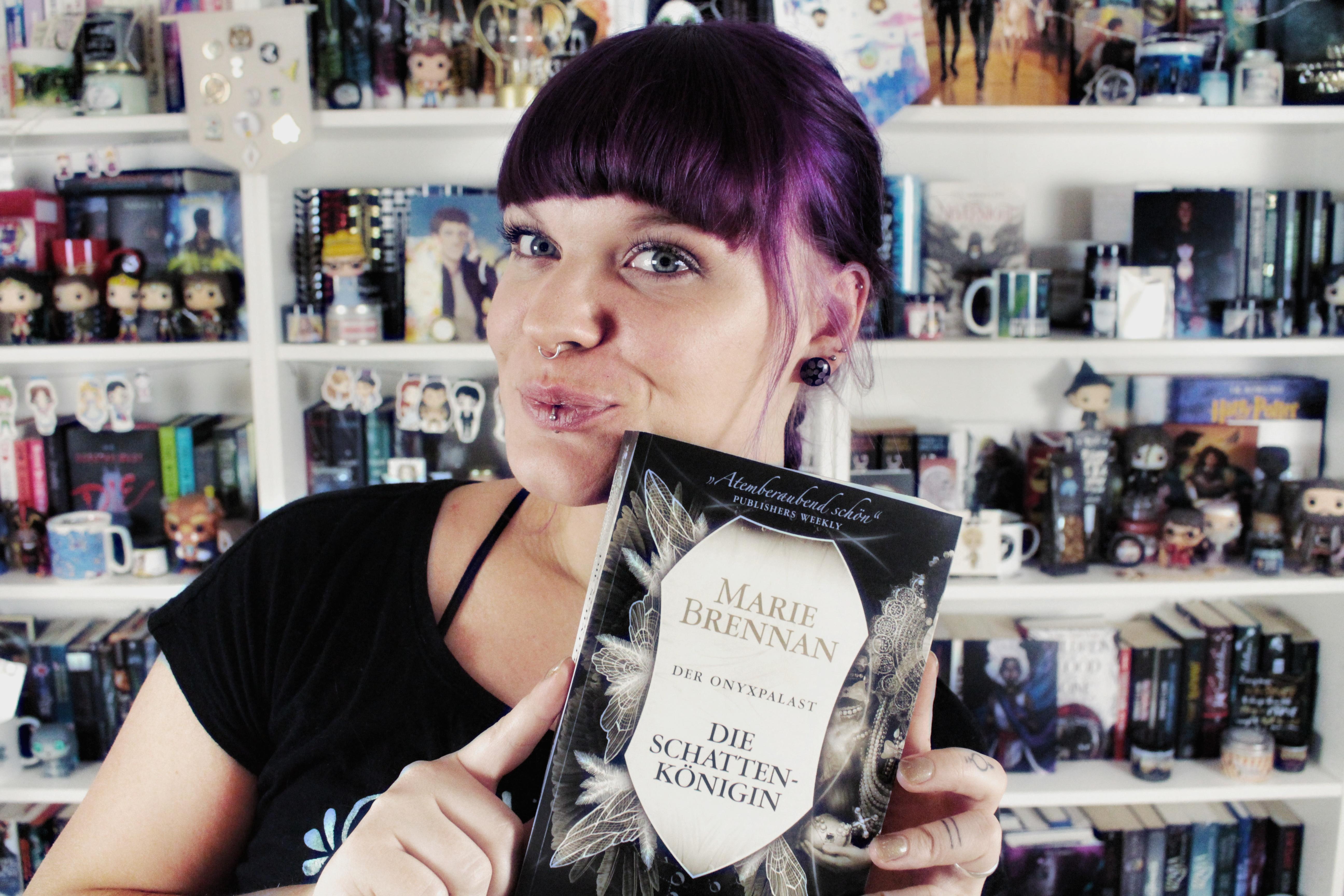 Rezension | Der Onyxpalast – Die Schattenkönigin von Marie Brennan