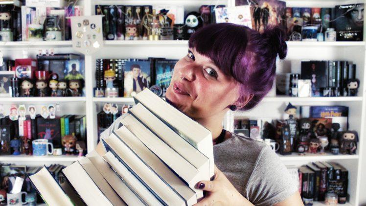 [Wochenrückblick] Spoiler: Ich liebe Bücher