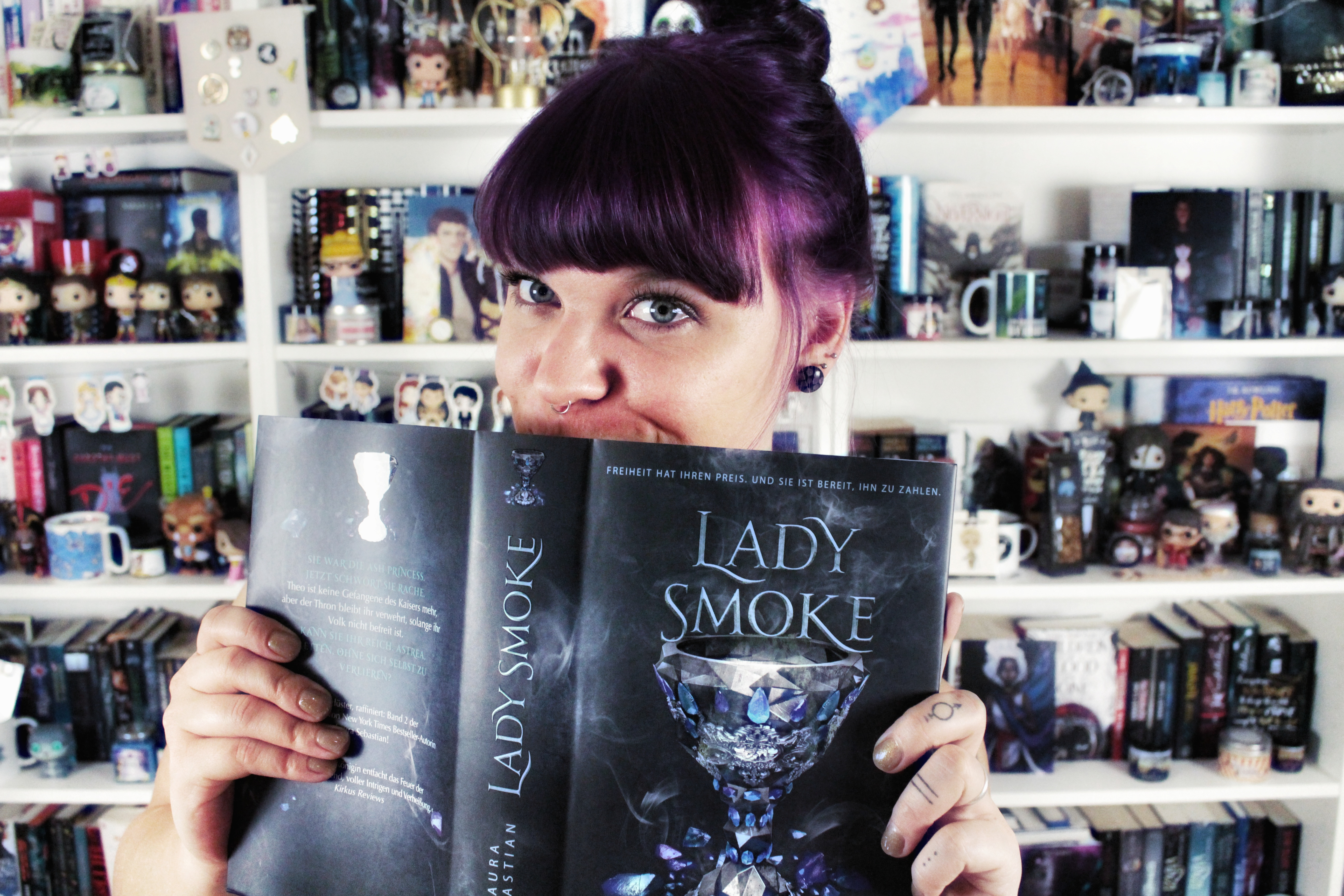 Rezension | Lady Smoke von Laura Sebastian