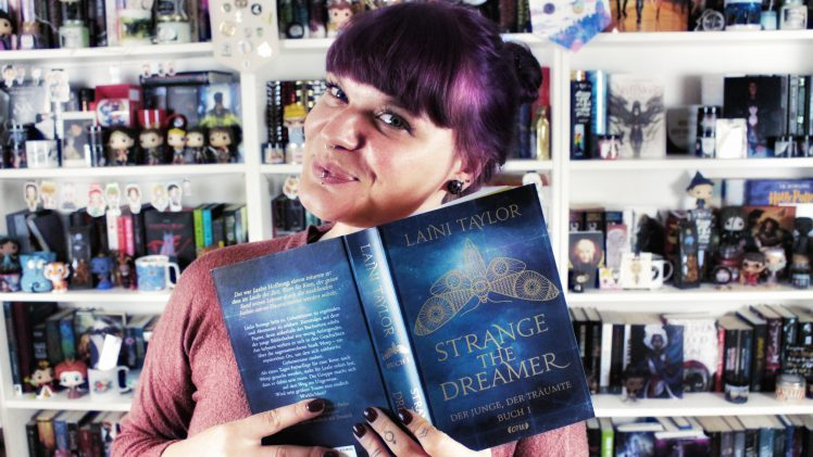 Rezension | Strange the Dreamer von Laini Taylor