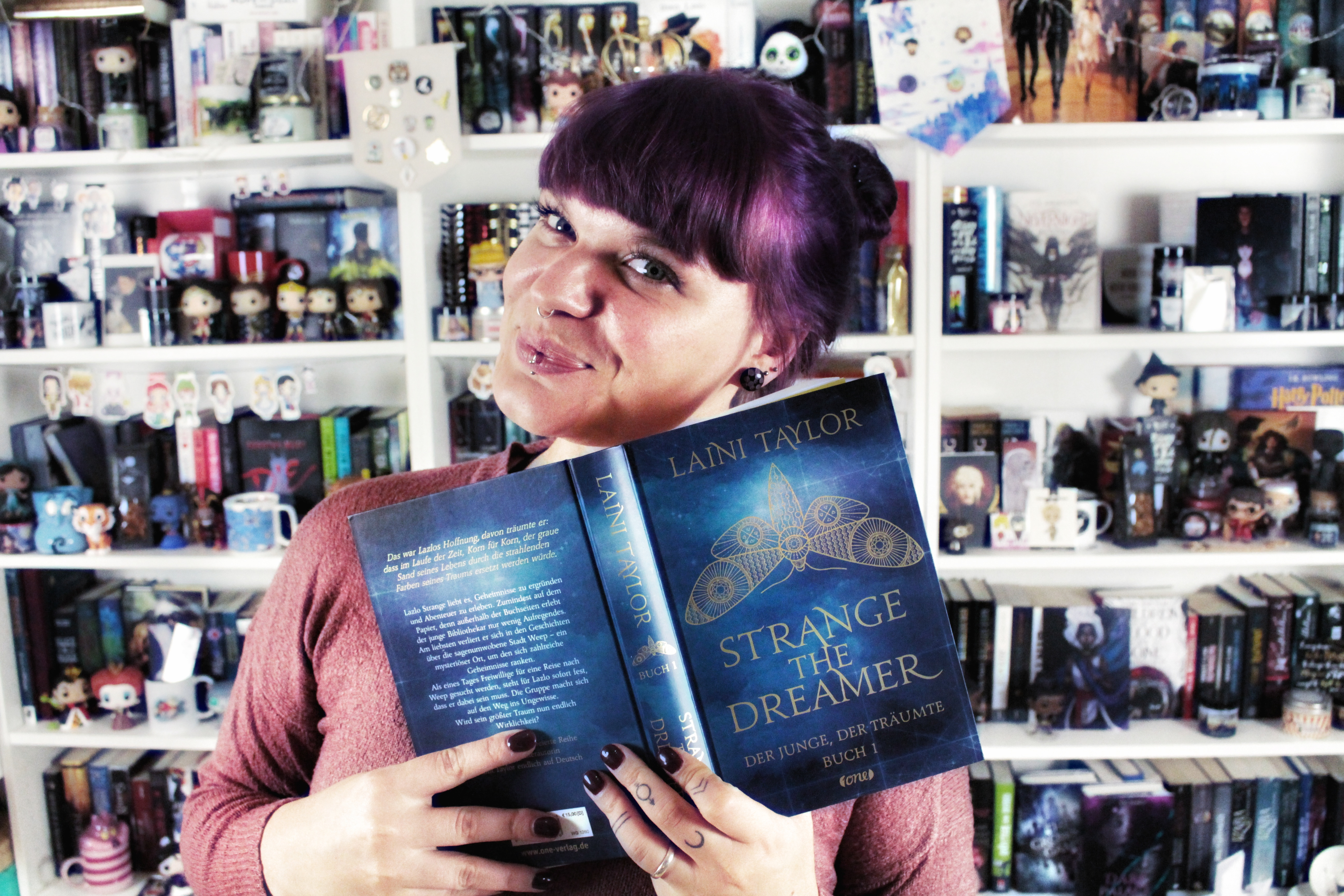 Rezension | Strange the Dreamer von Laini Taylor