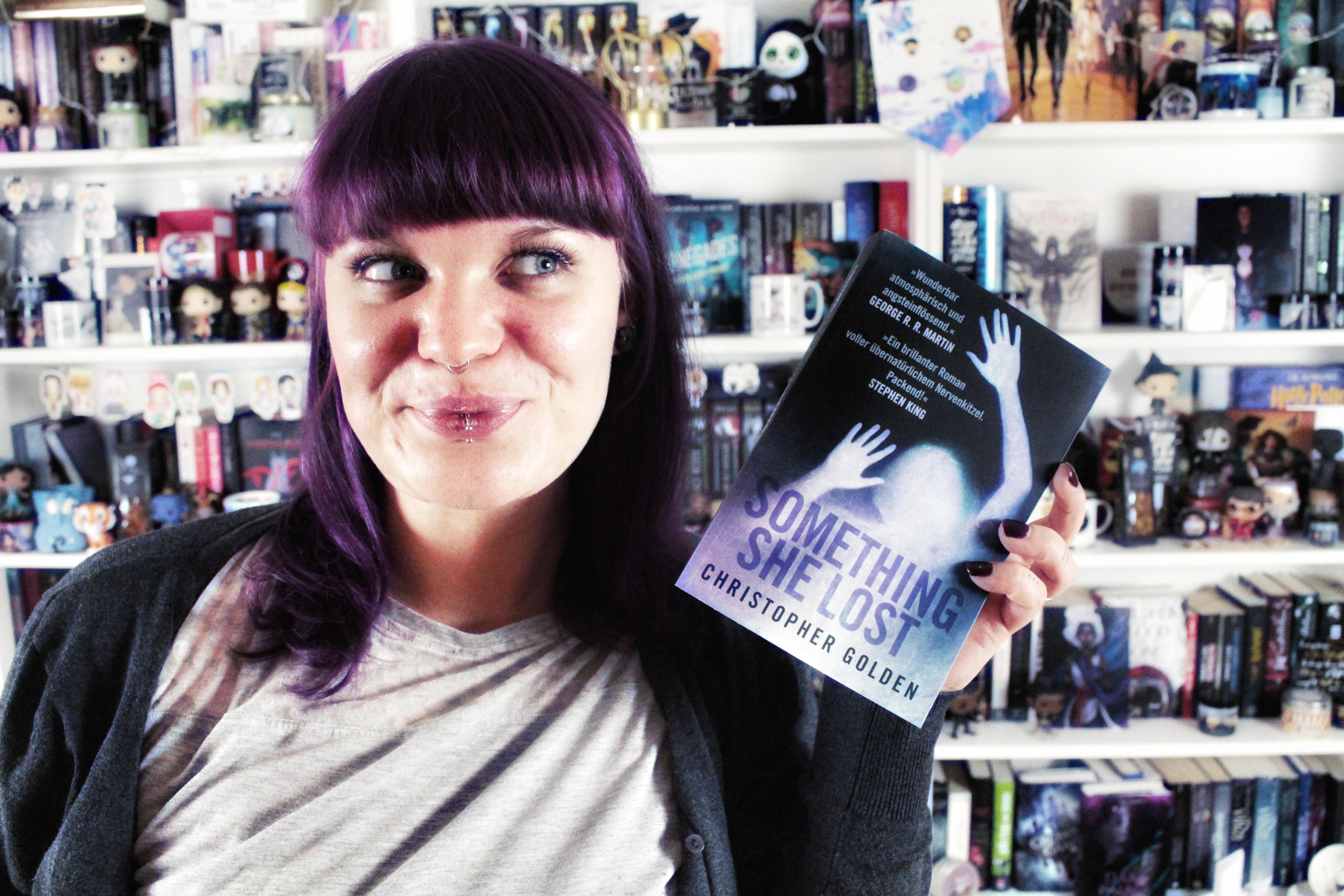 Rezension | Something she lost von Christopher Golden