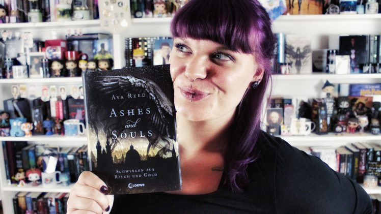 Rezension | Ashes and Souls von Ava Reed
