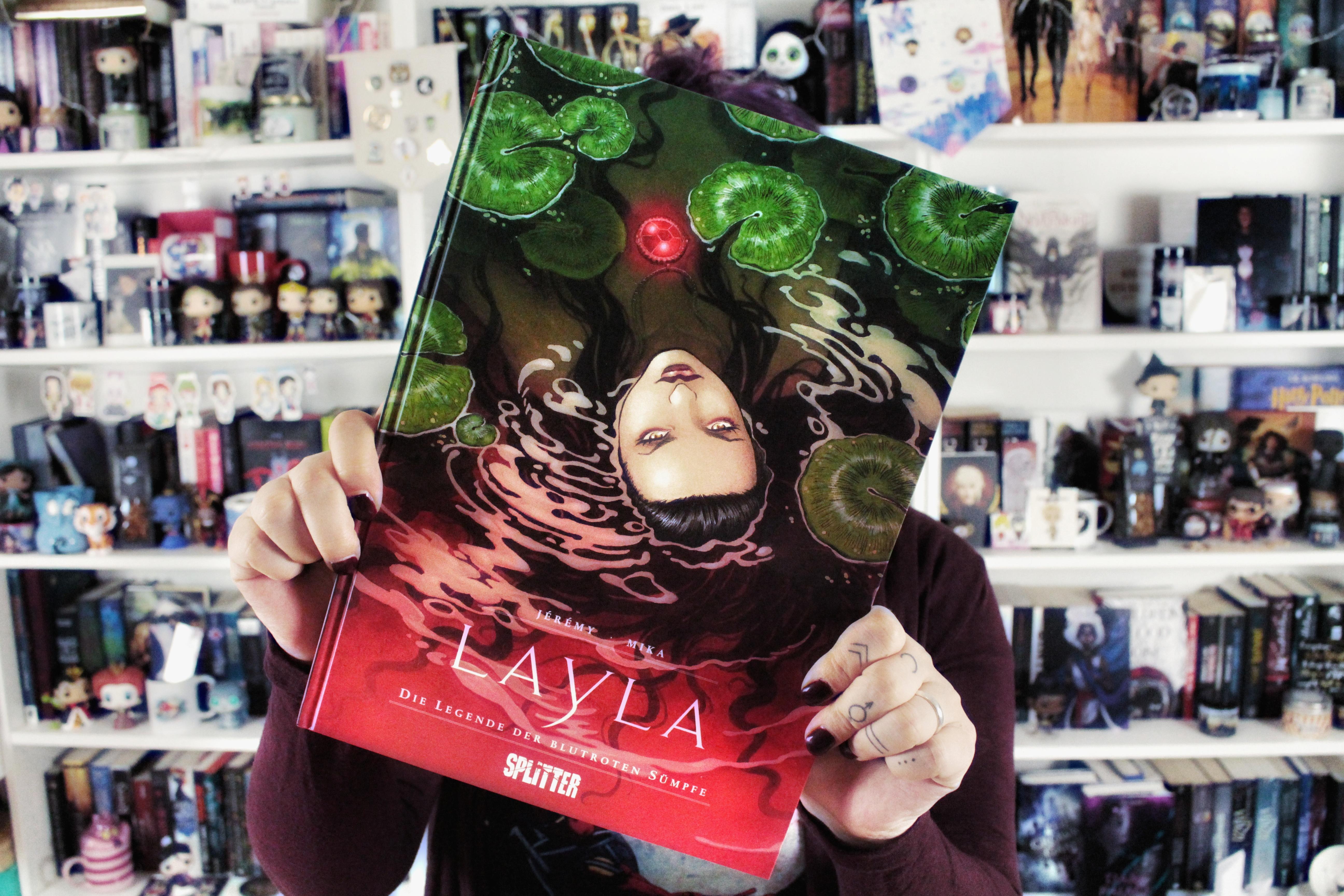 Rezension | Layla von Jérémy & Mika