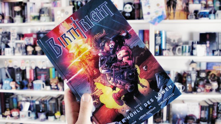 Rezension | Birthright 5 von Andrei Bressan & Joshua Williamson