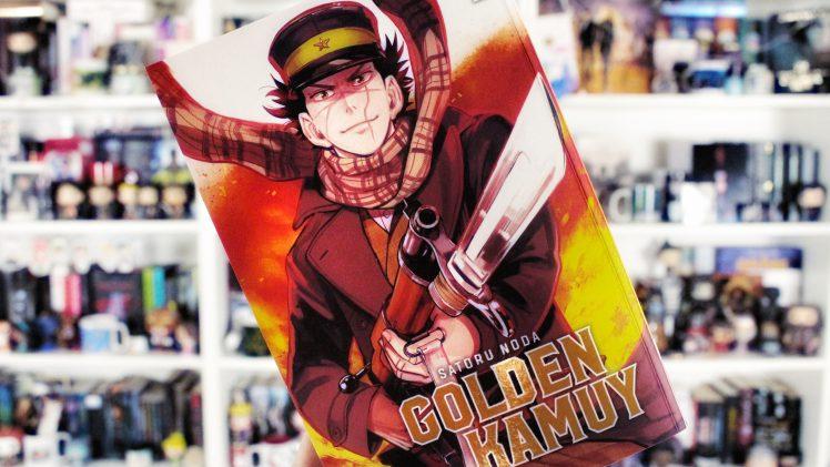 Rezension | Golden Kamuy von Satoru Noda