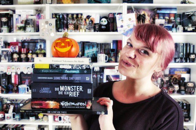 Halloween Books | Achtung, Grusel!