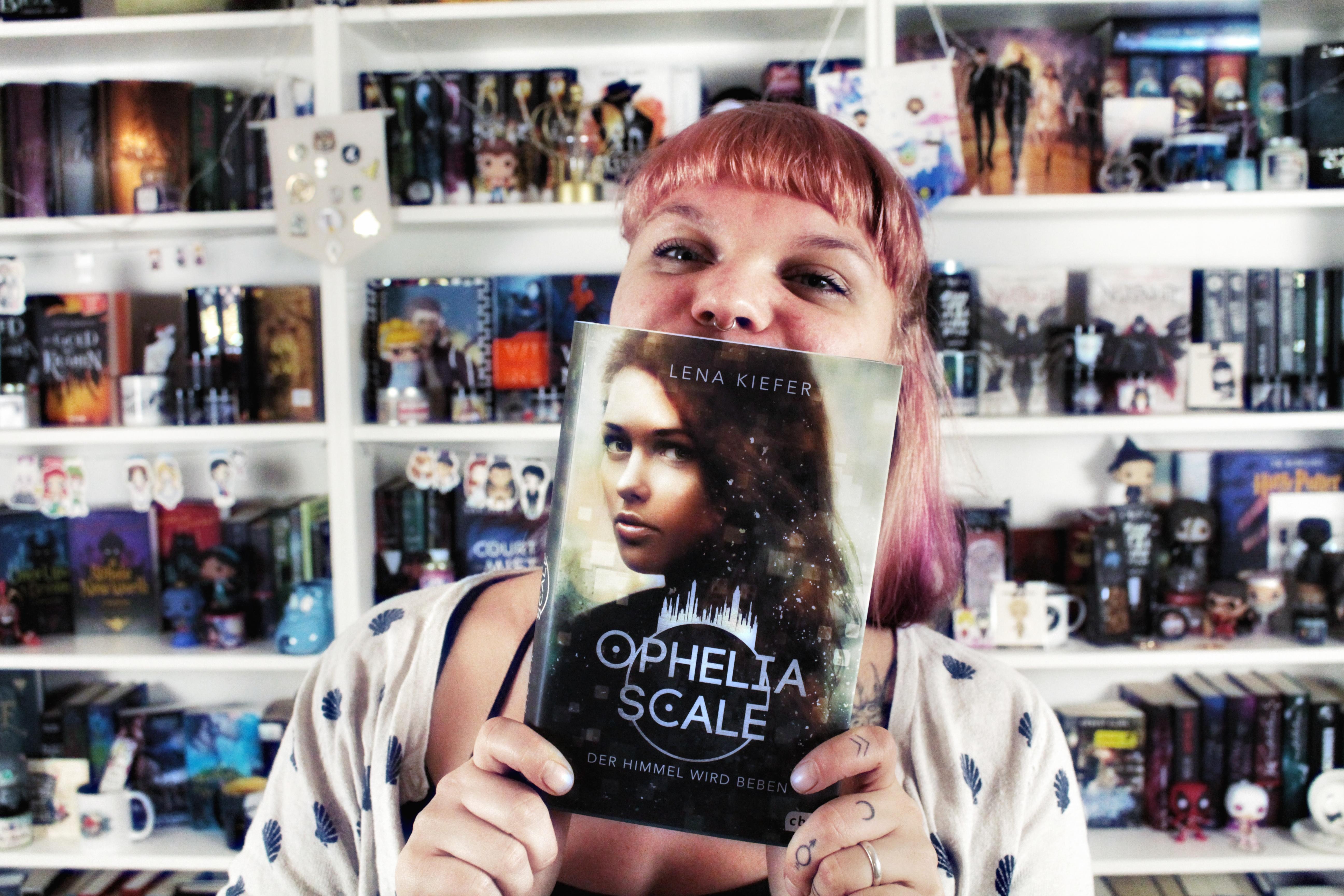 Rezension | Ophelia Scale Bd. 2 von Lena Kiefer
