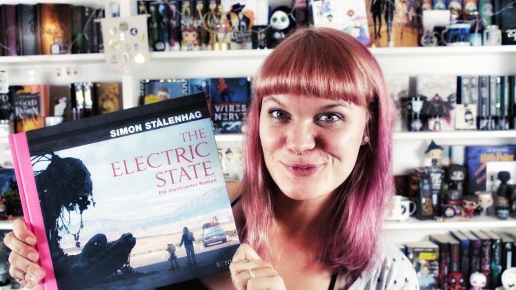Rezension | The electric State von Simon Stalenhag