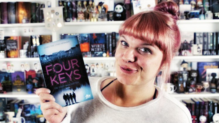 Rezension | Four Keys von Christine Lynn Herman