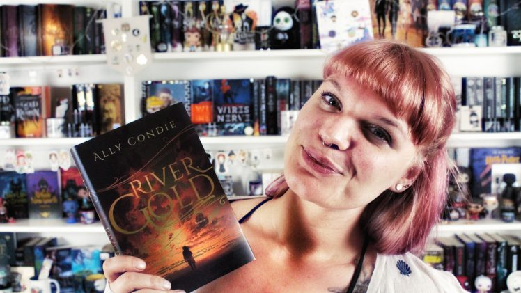 Rezension | Rivergold von Ally Condie
