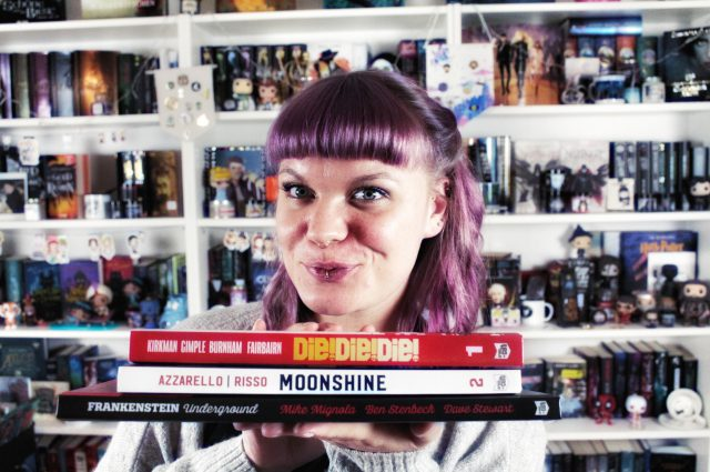 Bundle-Rezension | Die! Die! Die!, Moonshine 2 & Frankenstein Underground