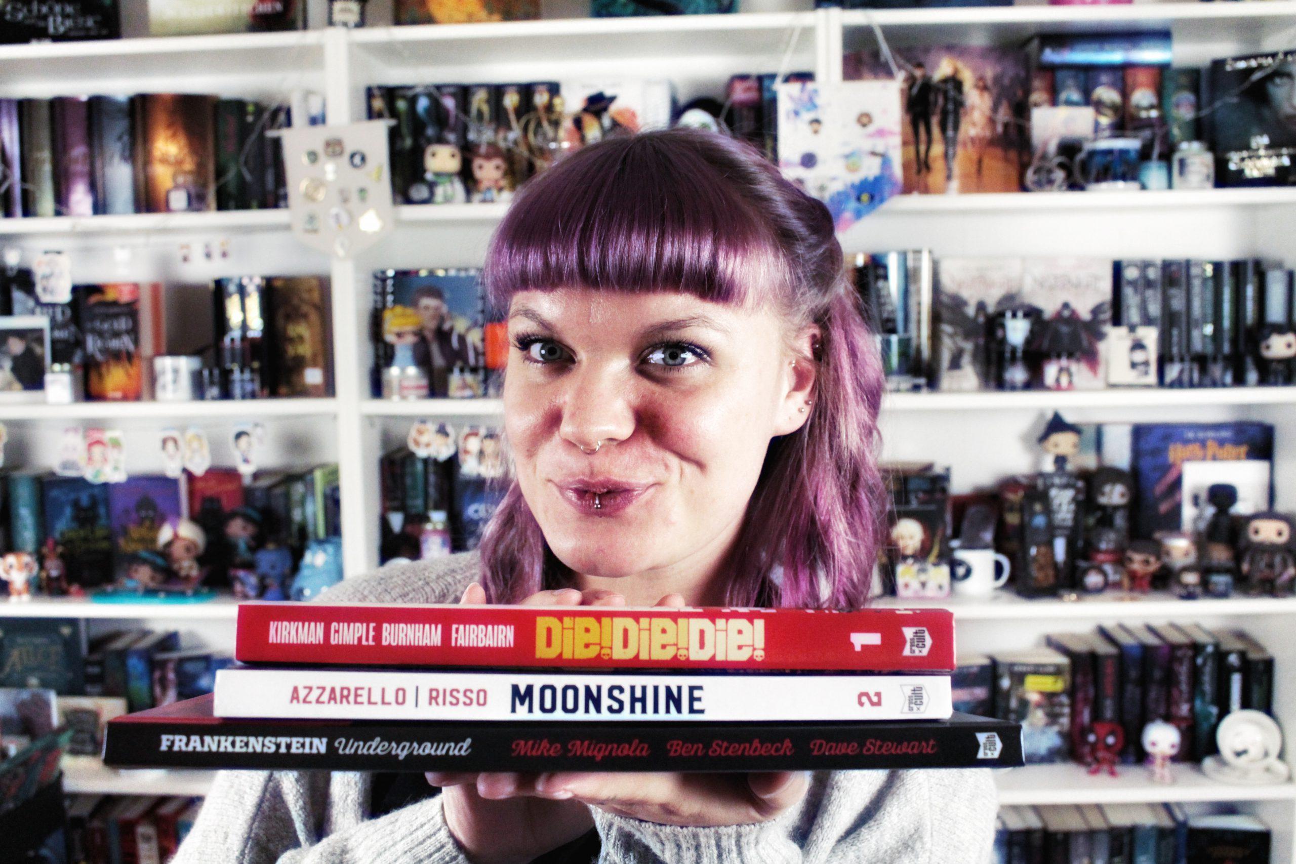 Bundle-Rezension | Die! Die! Die!, Moonshine 2 & Frankenstein Underground