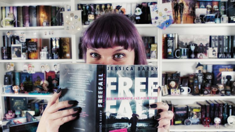 Rezension | Freefall von Jessica Barry