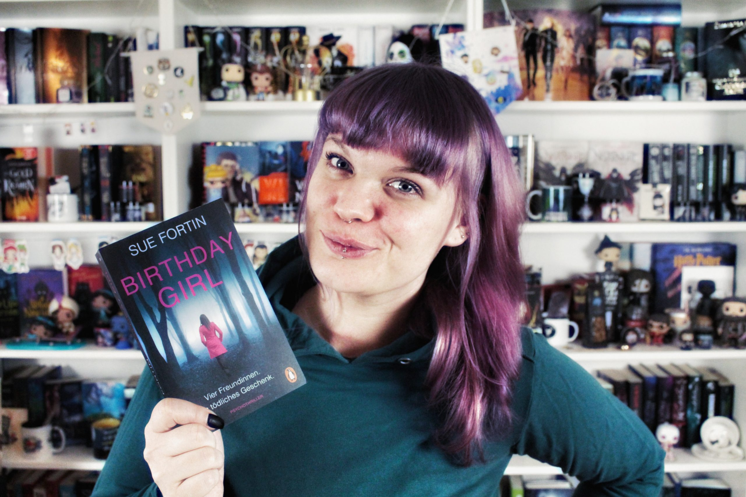 Rezension | Birthday Girl von Sue Fortin