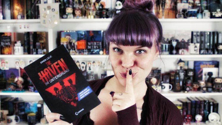 Rezension | The Haven von Simon Lelic
