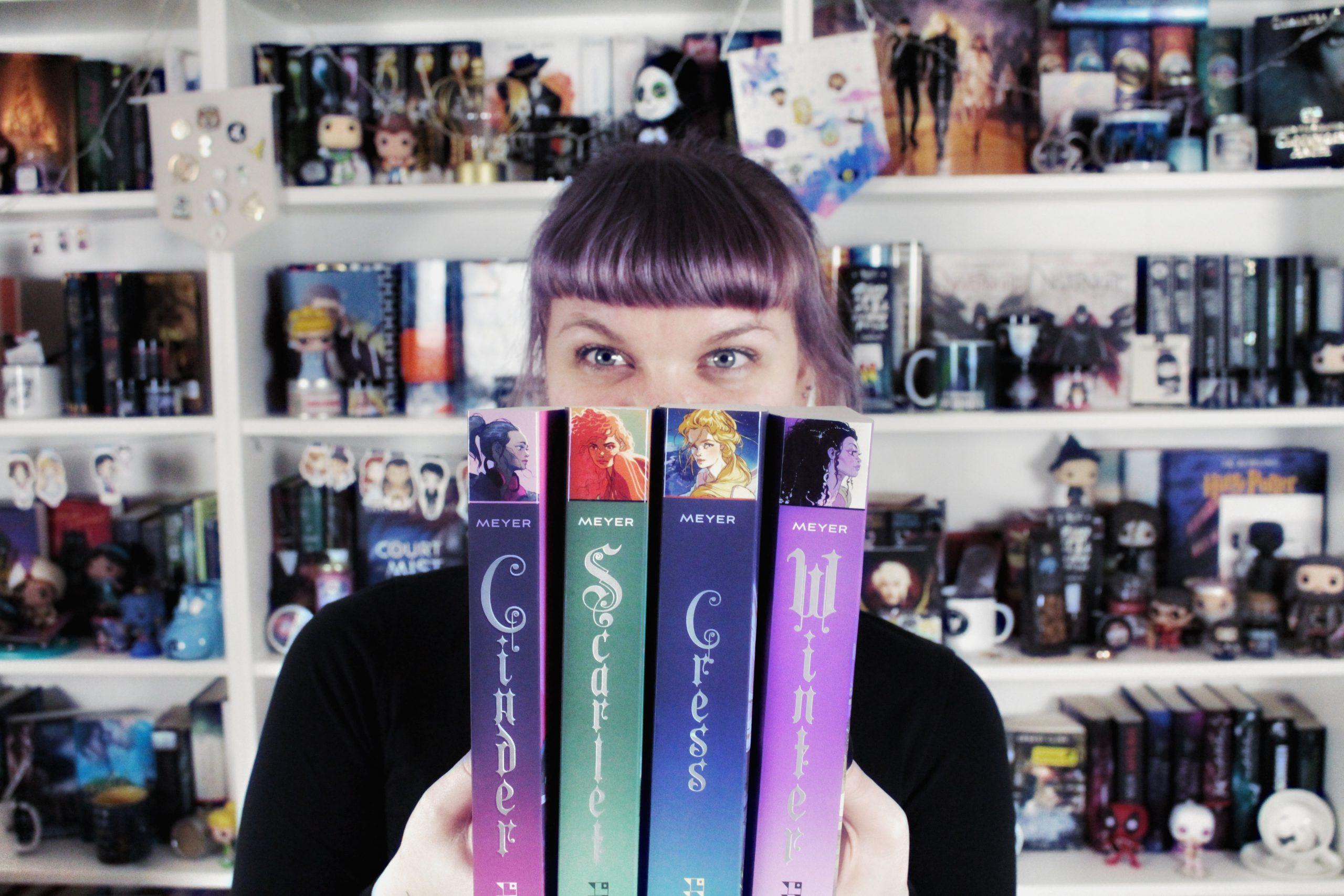 [Wochenrückblick] Buchliebhaber & Seriensuchti