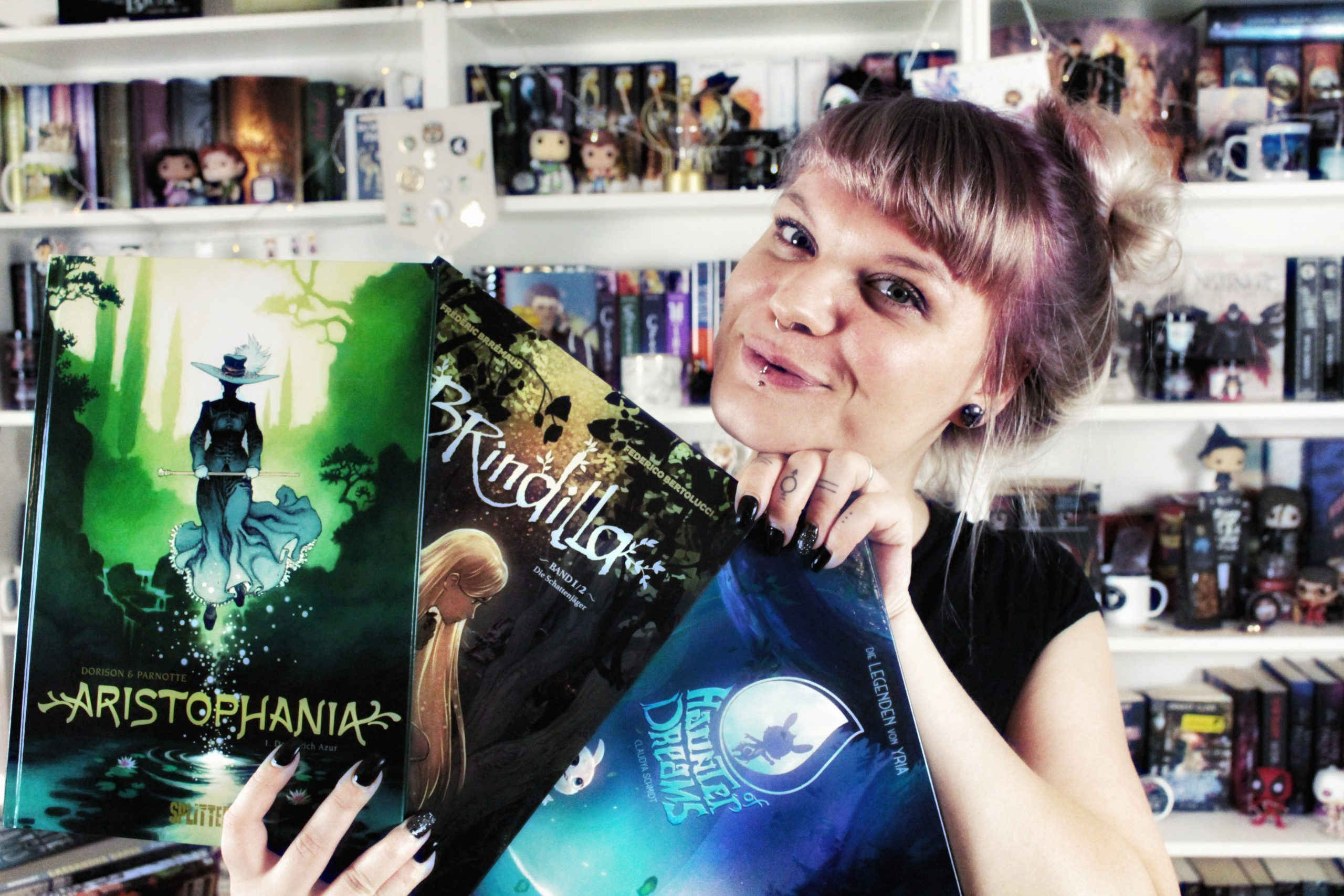 Bundle-Rezension | Haunter of Dreams, Brindilla & Aristophania