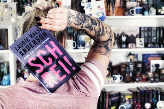 Rezension | Schrei! von Laurie Halse Anderson