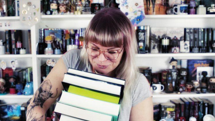 [Wochenrückblick] Bücher über Bücher