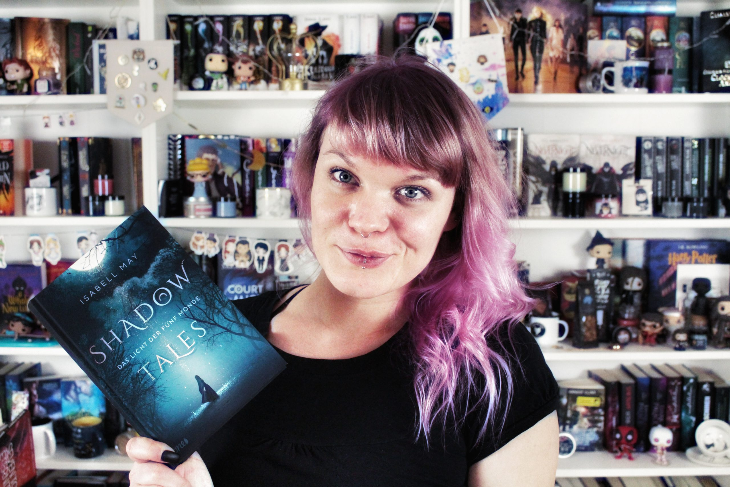 Rezension   Shadow Tales von Isabell May