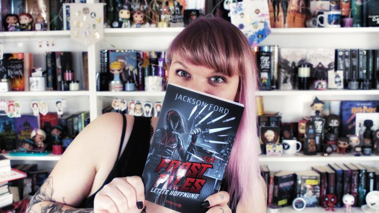 Rezension | The Frost Files von Jackson Ford