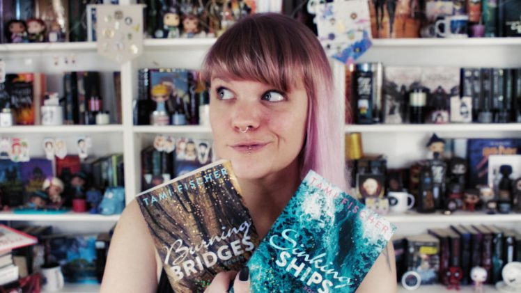 Rezension | Burning Bridges & Sinking Ships von Tami Fischer